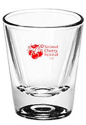 Muskegon Thanksgiving Food Fest customized glassware vending