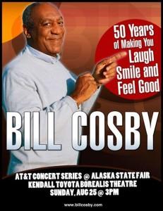 bill cosby alaska state fair