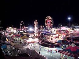 new mx state fair carnival
