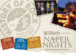 Naper Nights Community Concert Series festival