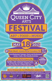 Queen City festival in Cincinnati Ohio