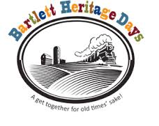 Bartlett Heritage days illinois logo