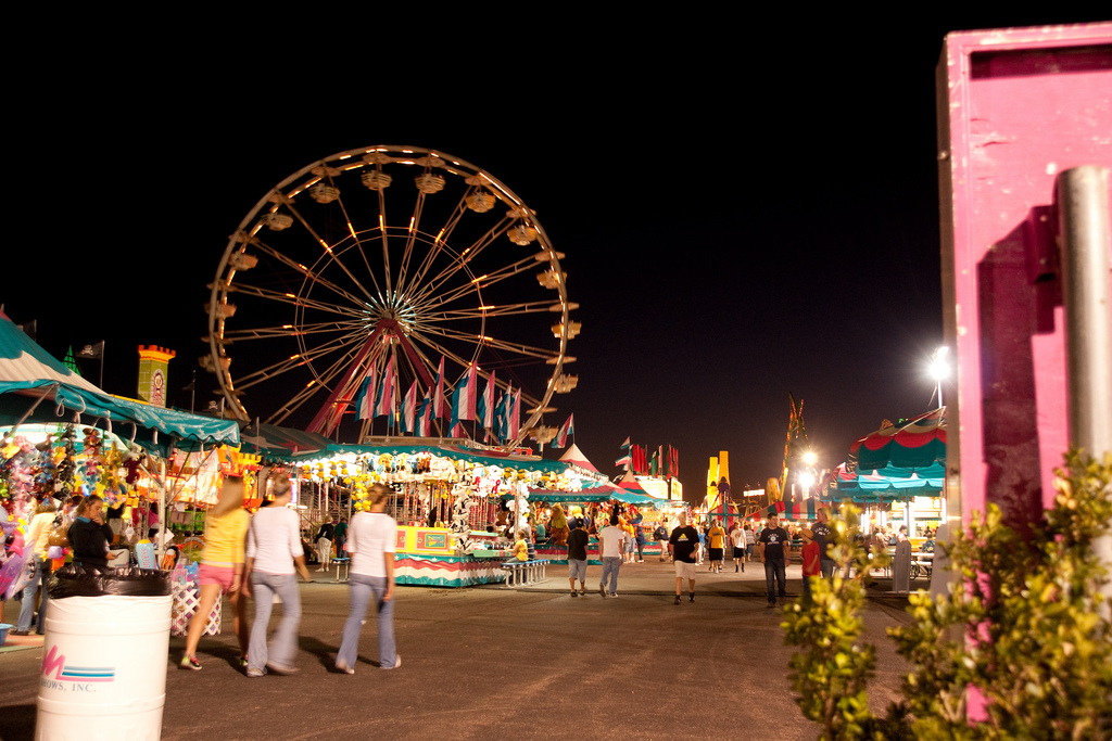 Missouri State Fair, Sedalia