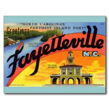 Fayetteville North Carolina festival events