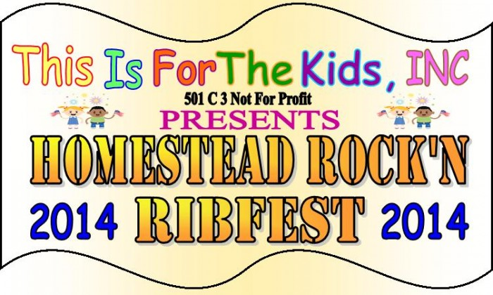 Homestead Rocking Ribfest 2014