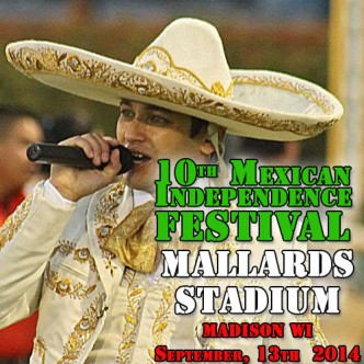 Mexican Independence Festival in Madison Wisconsin