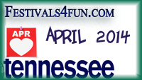 Tennessee April festivals