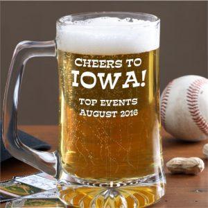 Iowa August 2016 mug